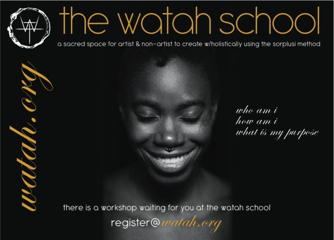 watah school flyer inwards front page