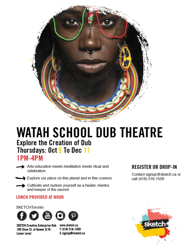 Watah School Dub Theatre