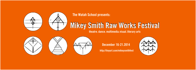 mikey smith festival banner